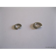 #4 Split Lock Washer, Stainless Steel (25 pcs)
