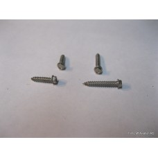 #3 x 9/16in Hex Drive Washer Head screw, 25pcs