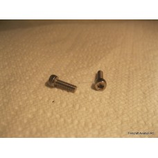 0-80 x 1/8 Socket Cap Screw (25 pcs)