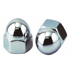 M3 Acorn Cap Nut, Stainless Steel (6 pcs)